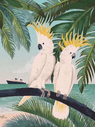 Welcome to Paradise IX-Janelle Penner-Art Print