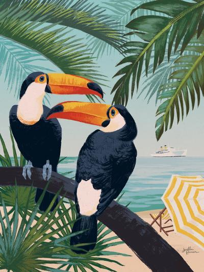 Welcome to Paradise VII-Janelle Penner-Art Print