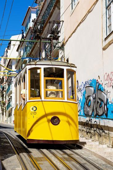 Welcome to Portugal Collection - Lisbon Tramway-Philippe Hugonnard-Photographic Print