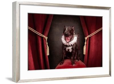 Welcome to the Show-Heike Willers-Framed Photographic Print