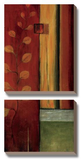 Well Balanced III-Ursula Salemink-Roos-Canvas Art Set