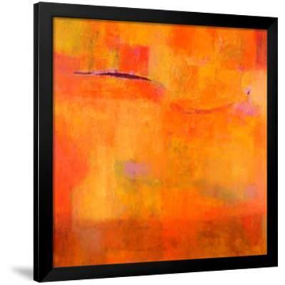 Welle, c.2005-Mechthilde Seck-Framed Art Print