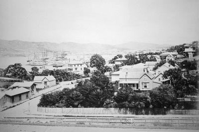 Wellington, New Zealand, 1875--Giclee Print