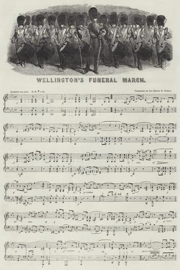 Wellington's Funeral March--Giclee Print