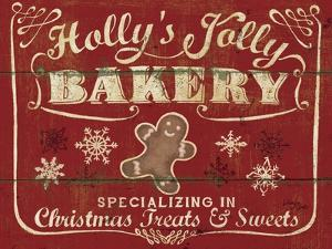 Holiday Signs I by Wellington Studio