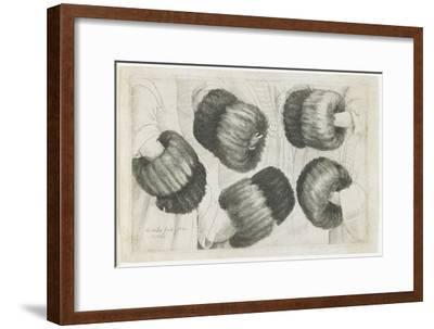 A Muff in Five Views, 1645-1646