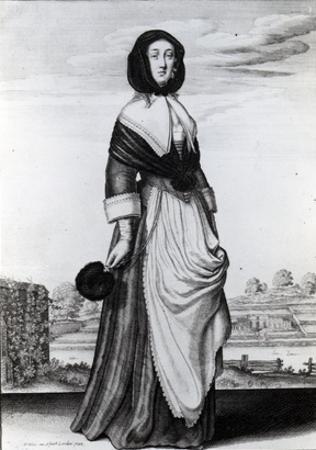 Autumn, 1643 (Etching)