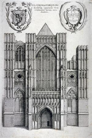 Westminster Abbey, London, C1650