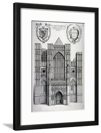 Westminster Abbey, London, C1650