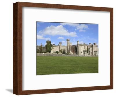 Bodelwyddan Castle, Denbighshire, Wales, North Wales, United Kingdom, Europe