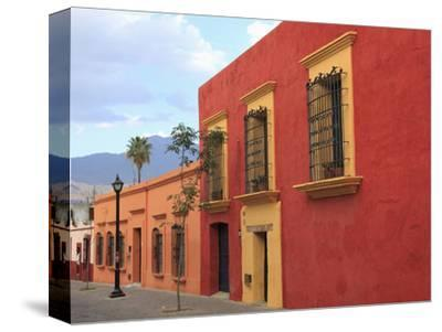 Colonial Architecture, Oaxaca City, Oaxaca, Mexico, North America