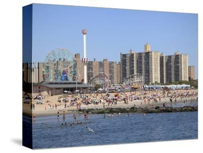 Coney Island, Brooklyn, New York City, United States of America, North America