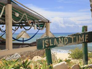 Cozumel Island (Isla De Cozumel), Quintana Roo, Mexico, Caribbean, North America by Wendy Connett