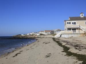 Dennisport (Dennis Port), Nantucket Sound, Dennis, Cape Cod, Massachusetts, New England, United Sta by Wendy Connett