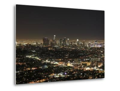 Downtown, Hollywood at Night, Los Angeles, California, United States of America, North America