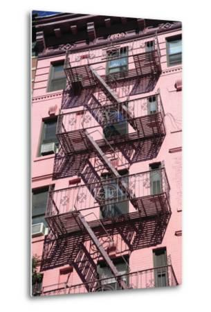 Fire Escape, Soho, Manhattan, New York City, United States of America, North America