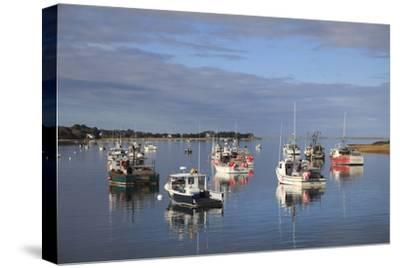 Fishing Boats, Harbor, Chatham, Cape Cod, Massachusetts, New England, Usa