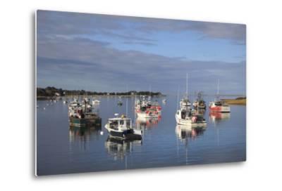 Fishing Boats, Harbor, Chatham, Cape Cod, Massachusetts, New England, Usa