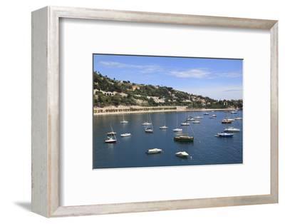 Harbour, Villefranche Sur Mer, Cote D'Azur, French Riviera, Alpes Maritimes