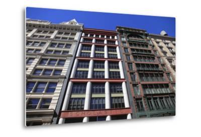 Historic Loft Architecture, Soho, Manhattan, New York City, United States of America, North America