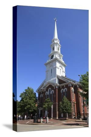 North Church, Portsmouth, New Hampshire, New England, United States of America, North America