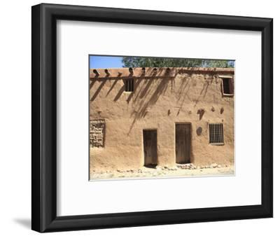 Oldest House in the United States, Now a Museum, Santa Fe, New Mexico