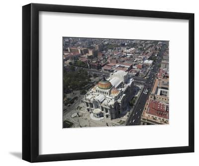 Palacio De Bellas Artes, Historic Center, Mexico City, Mexico, North America