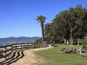 Palisades Park, Santa Monica, Los Angeles, California, Usa by Wendy Connett