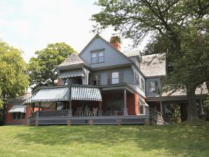 Sagamore Hill, Home of President Theodore Roosevelt, National Park, Oyster Bay, Long Island by Wendy Connett