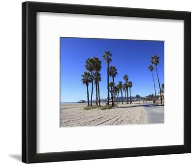 Santa Monica, Los Angeles, California, Usa