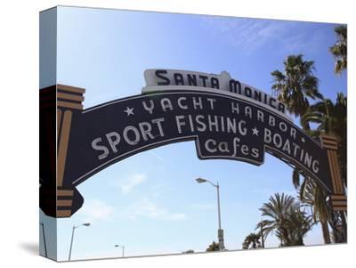 Santa Monica Pier, Santa Monica, Los Angeles, California, United States of America, North America