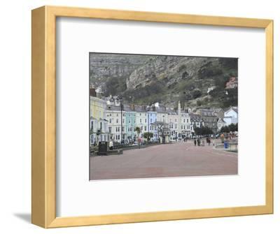 Seaside Promenade, Llandudno, Conwy County, North Wales, Wales, United Kingdom, Europe