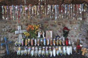Shrine, Santuario De Chimayo, Lourdes of America by Wendy Connett