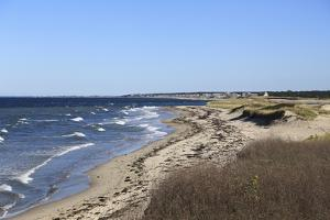 Town Neck Beach, Cape Cod Bay, Sandwich, Cape Cod, Massachusetts, New England, Usa by Wendy Connett
