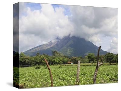 Volcano Concepcion, Isla De Ometepe, Ometepe Island, Nicaragua, Central America