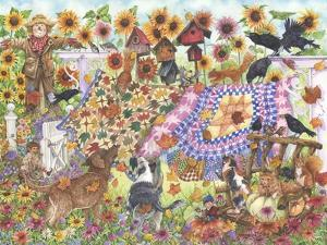 Autumn Quilts by Wendy Edelson