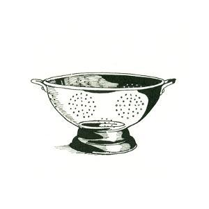 Colander by Wendy Edelson