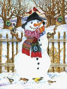 Snowman by Wendy Edelson