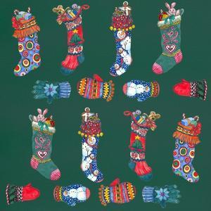 Socks n Mitts by Wendy Edelson
