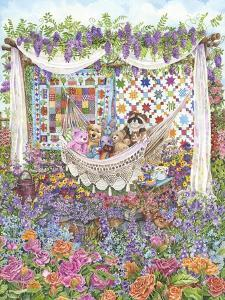 Summer Quilt by Wendy Edelson