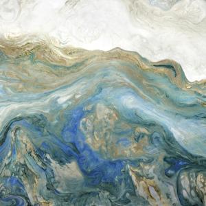 Blue Paassage I by Wendy Kroeker