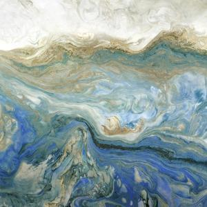 Blue Paassage II by Wendy Kroeker