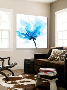 Blue Poppy II by Wendy Kroeker