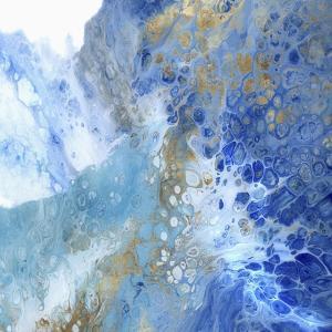 Blue Surf III by Wendy Kroeker