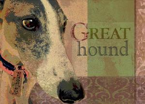 Greyhound by Wendy Presseisen