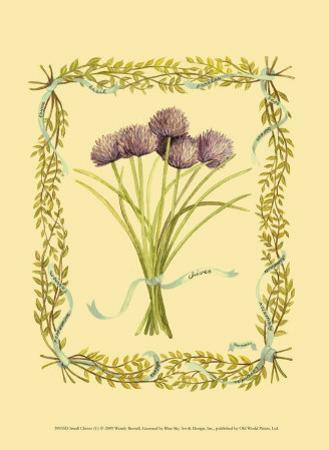 Chives by Wendy Russell