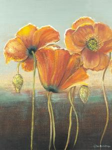 Poppy Tops I by Wendy Russell
