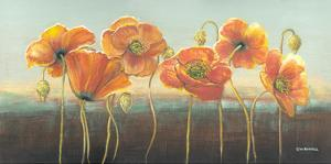 Poppy Tops III by Wendy Russell