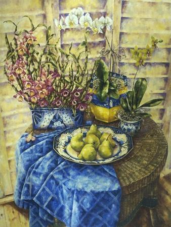 Orchids and Pears