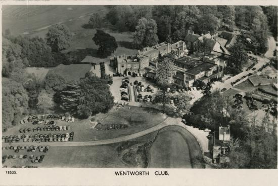 'Wentworth Club', c1940-Unknown-Photographic Print